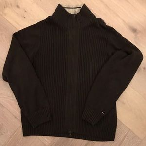 Tommy Hilfiger Cable Knit ZIP up